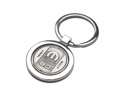 Mopar Gear - 80th Anniversary Key Tag