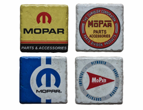 Mopar Gear - Heritage Coaster Set