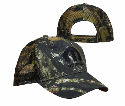 Mopar Gear - Mossy Oak Break-Up Camo Cap
