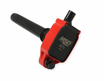 MSD 3.6L  Chrysler V6 Red Blaster Coil