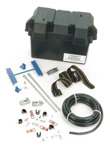 Rear-Mounted Battery Kit