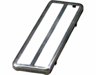 Stainless Steel Polished Accelerator Pedal Bezel