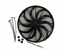 "Champion - Swept-Blade 12"" Electric Cooling Fans"