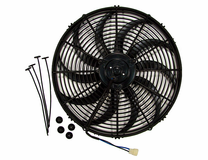 "Champion - Swept-Blade 16"" Electric Cooling Fan"