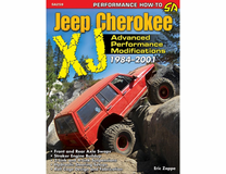 The Ultimate Jeep Cherokee XJ Performance Guide