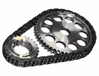 Timing Chain Set, Double Roller / 3-Bolt