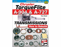 Transmission, Axle & Suspension Books