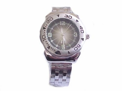 Men's Plus Size Watch Silver Style 80