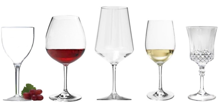 Acrylic Wine Gles And Unbreakable Bpa Free Tritan Trade Goblets