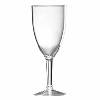 Forever Unbreakable Classic White Wine Glasses - Set/6