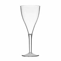 Forever Unbreakable Grand White Wine Glasses - Set/4
