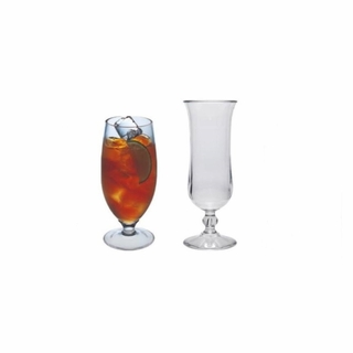 HURRICANE, DAIQUIRI,  COCKTAIL  AND ICED TEAT GLASSES