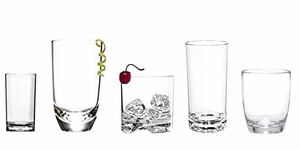 Acrylic Tumblers or Unbreakable Tritan™  Tumblers, Cups, Hiball and DOF Glasses