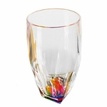 Rainbow Tall Acrylic Tumblers - Set/4