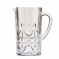 Royal Clear Acrylic Pitcher