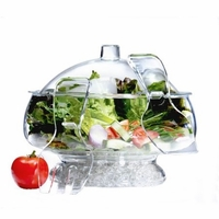 Salad on Ice Salad Bowl & Lid