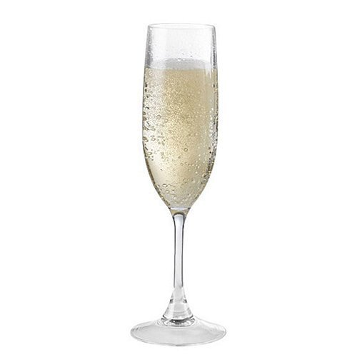 sonoma classic clear unbreakable champagne glass set4