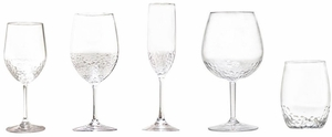 Sonoma Hammered-Look Unbreakable Drinkware