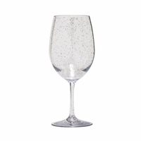 Sonoma Unbreakable Silver Sparkle Wine Glass