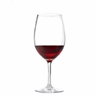 Sonoma Classic Clear Unbreakable Red Wine Glass - Set/4