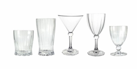 Sophie Acrylic Glasses and Stemware