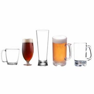 UNBREAKABLE MUGS & PILSNER GLASSES