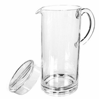 Unbreakable Polycarbonate Pitcher with Lid