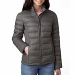 Ladies' Packable Down Jacket: (15600W)