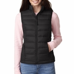 Ladies' Packable Down Vest: (16700W)
