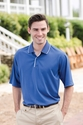 24/7 Lifestyle Men's Polo Shirt: 100% Polyester Shrink Resistant Performance (360)