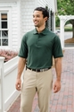 24/7 Lifestyle Men's Polo Shirt: Performance Ultra Soft Stain & Wrinkle Resistant (350)
