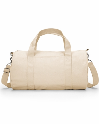 Grant Cotton Canvas Duffel Bag: (3301)