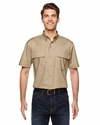 4.5 oz. Ripstop Ventilated Tactical Shirt: (LS953)