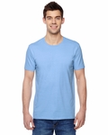 4.7 oz., 100% Sofspun™ Cotton Jersey Crew T-Shirt: (SF45R)