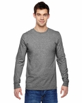 4.7 oz., 100% Sofspun™ Cotton Jersey Long-Sleeve T-Shirt: (SFLR)