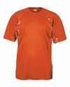 4142 Badger Adult Static Hook Performance Athletic Tee