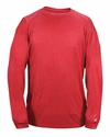 4304 Badger Adult Pro Heather Long-Sleeve Tee