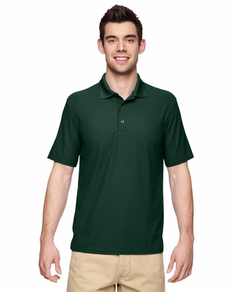 Performance™ Adult 5.6 oz. Double Piqué Polo: (G458)