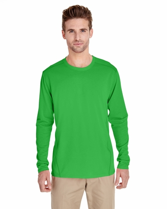 Adult Tech Long-Sleeve T-Shirt: (G474)