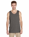 Heavy Cotton Tank Top: (G520)