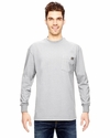 6.75 oz. Heavyweight Work Long-Sleeve T-Shirt: (WL450)