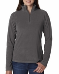 Ladies' Crescent Valley 1/4-Zip Fleece: (6427)