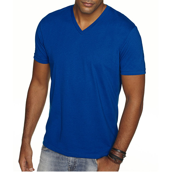 e925730550f 6440 Next Level Men s Premium Fitted Sueded V