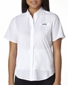 Ladies' Tamiami™  II Short-Sleeve Shirt: (7277)