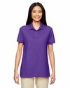 DryBlend® Ladies' 6.3 oz. Double Piqué Sport Shirt: (G728L)
