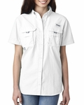 Ladies' Bahama™  Short-Sleeve Shirt: (7313)