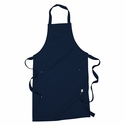 8 oz. Organic Cotton/Recycled Polyester Eco Apron: (EC6015)