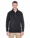 Adult Cool & Dry 1/4-Zip Micro-Fleece: (8180)
