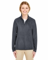 Ladies' Cool & Dry Full-Zip Micro-Fleece: (8181)