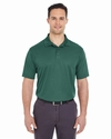 Men's Cool & Dry Mesh Piqué Polo: (8210)